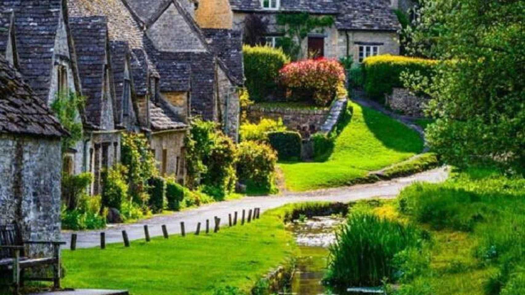 Bibury, Inglaterra