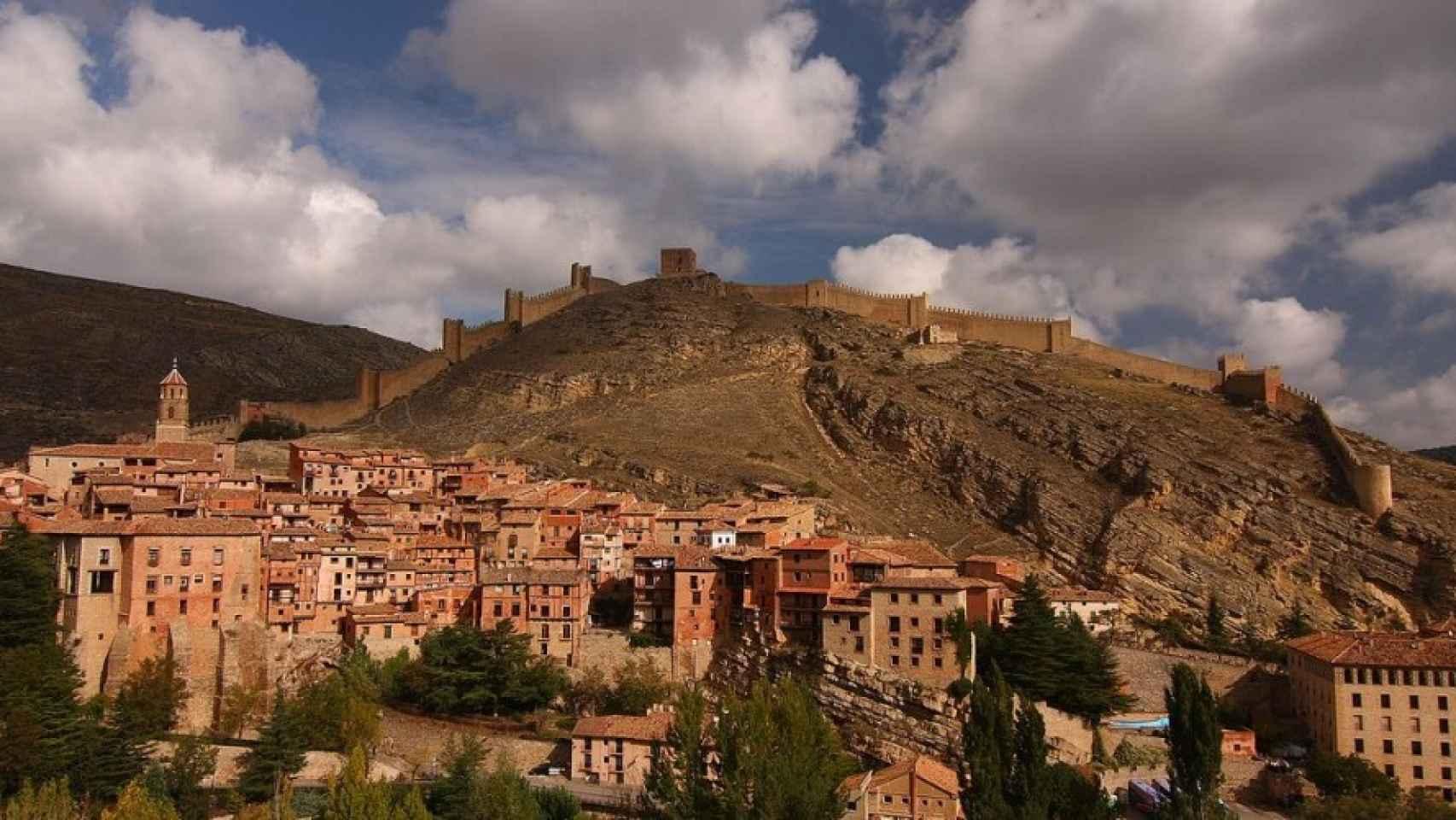 Albarracín, España