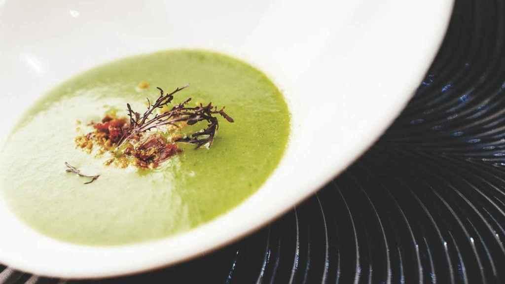 Menú gastronómico creado por Lucas Maes y David Arauz
