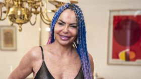 Leticia Sabater en una imagen de diciembre de 2020.