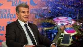 Laporta y el proyecto del 'Espai Barça'