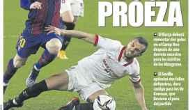Portada Mundo Deportivo (11/02/21)