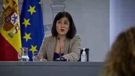 Carolina Darias, ministra de Sanidad, en una imagen reciente