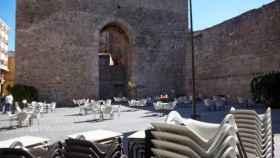 Una terraza en Talavera de la Reina, Toledo. Efe