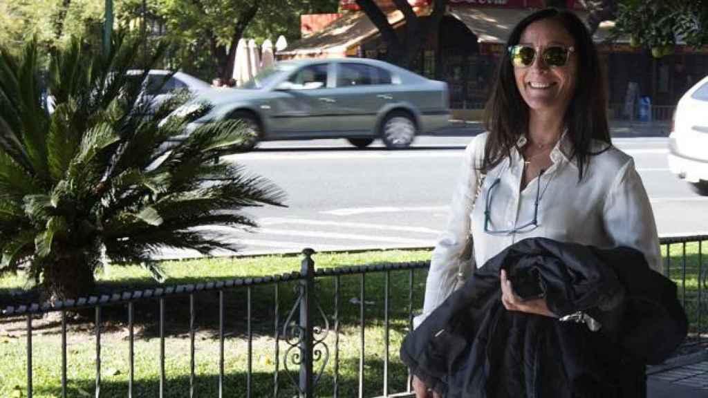 La jueza María Núñez Bolaños en una imagen de archivo.