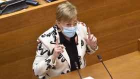 Ana Barceló, consellera de Sanidad de la Comunidad Valenciana. EE