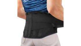 Mantente en forma y protege tu espalda con esta faja lumbar para hacer ejercicio