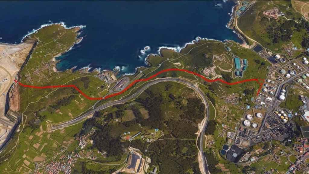 Repsol iniciará las obras del poliducto para unir la refinería de Coruña con el puerto