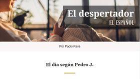 'El Despertador' y 'Mientras Dormías', elegidas como las dos mejores newsletters de la prensa española