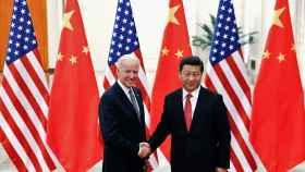 Joe Biden y Xi Jinping, presidentes de Estados Unidos y China, respectivamente.