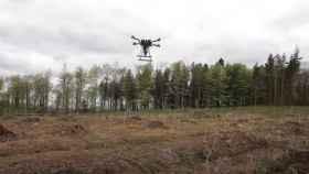 Estos drones pueden plantar más de 100.000 árboles por hora