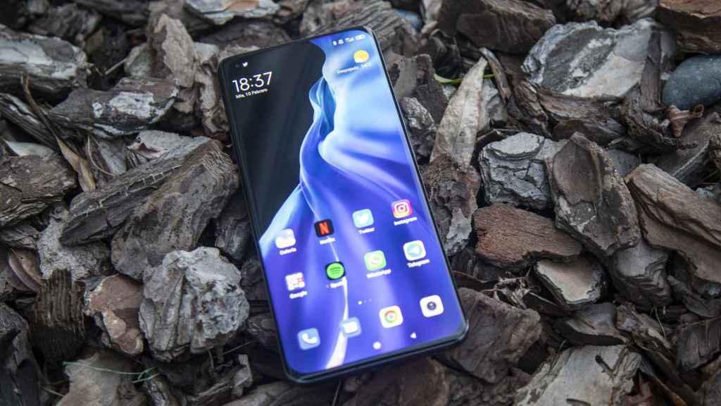 La pantalla es uno de los puntos fuertes del Xiaomi Mi 11.