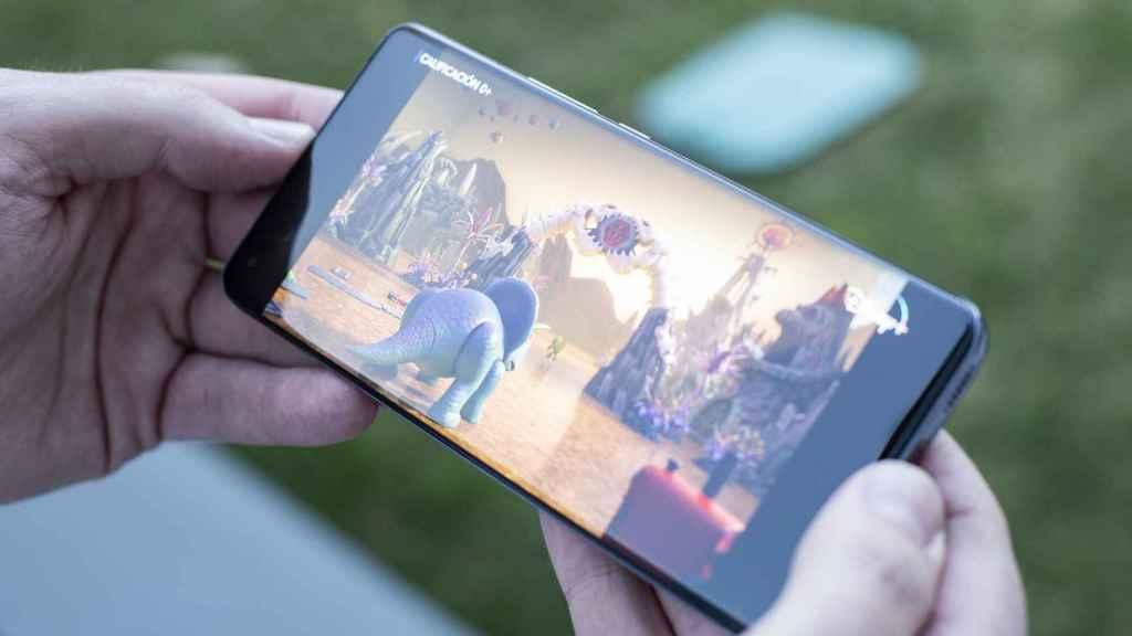 El Xiaomi Mi 11 ofrece una calidad de imagen alta.