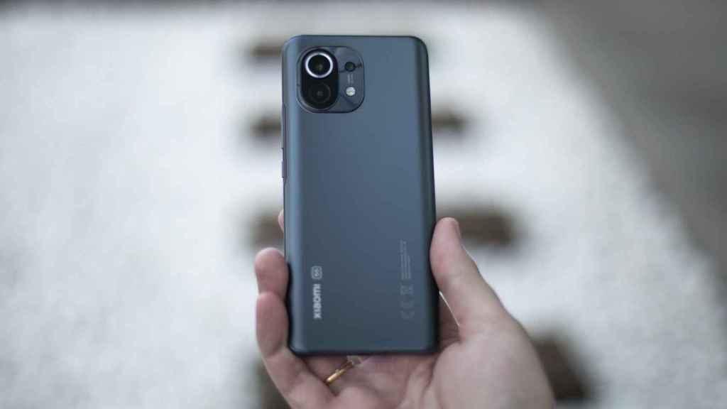 El Xiaomi Mi 11.