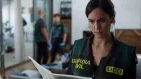 Megan Montaner en 'Nocturno', el episodio 5 de la serie.