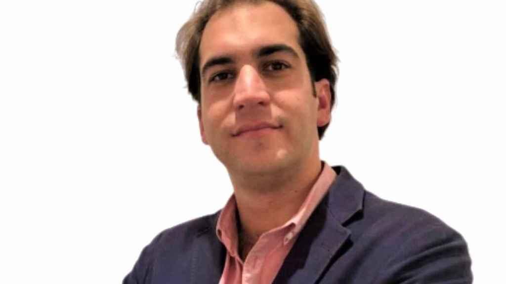 El director de desarrollo de Petroprix, Jaime Vega.