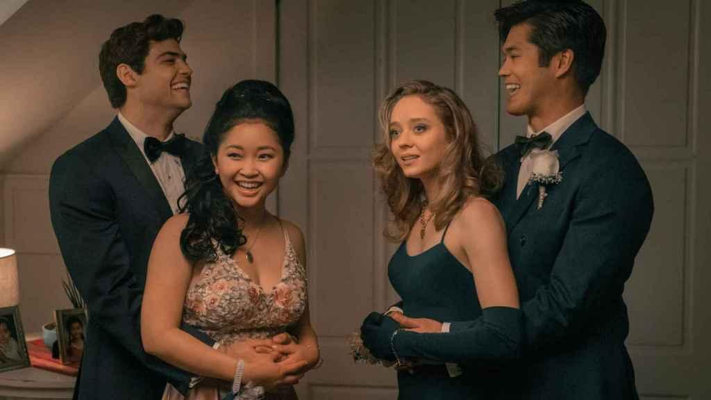 No podía faltar una prom en 'A todos chicos: Para siempre'.