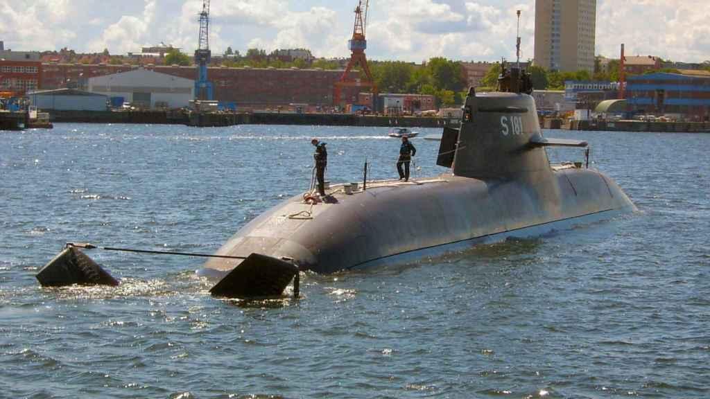 U-31, submarino de la misma clase que el U-36