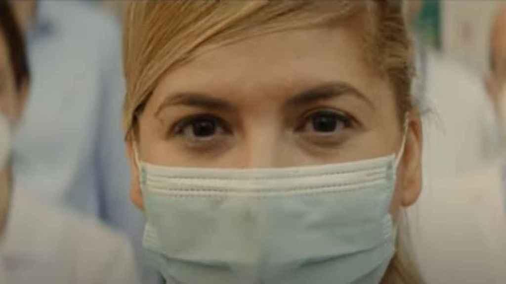 Doctora del Jiménez Díaz