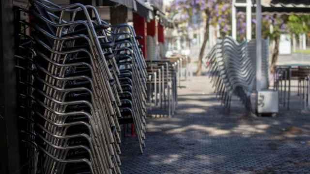 El sector de la hostelería sufre el impacto de la crisis.