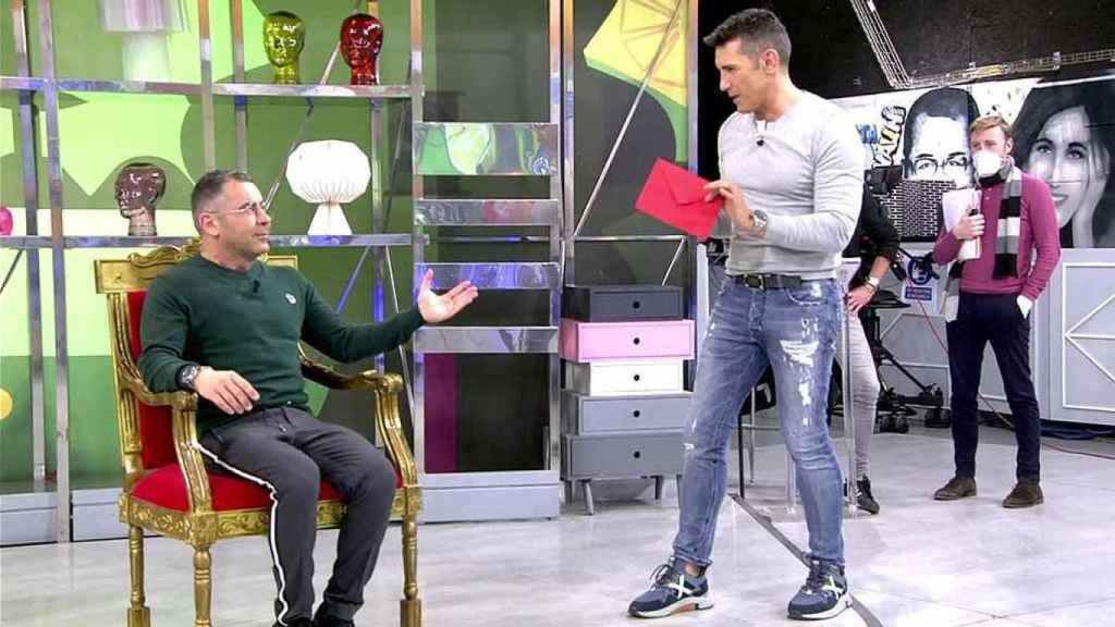 Jesús Vázquez propone a Jorge Javier Vázquez ser el primer tronista gay de 'MYHY'
