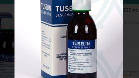 Sanidad retira del mercado un lote del medicamento Tuselin descongestivo.