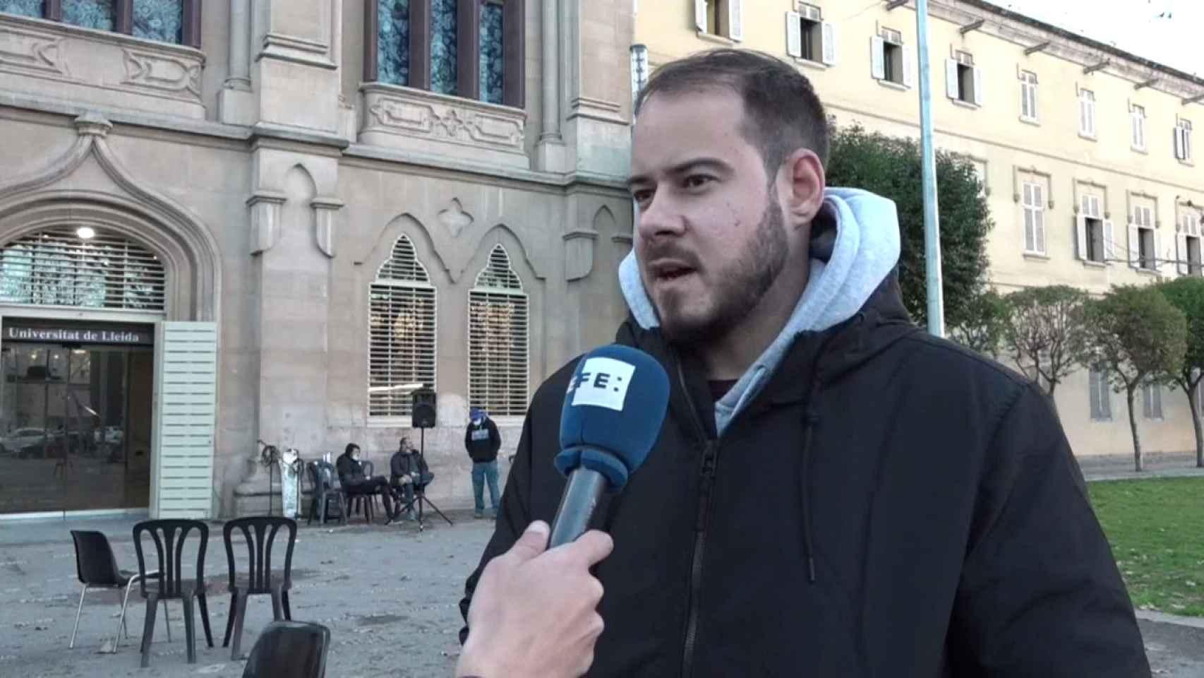 Pablo Hasel no se prensentará voluntariamente para su encarcelamiento