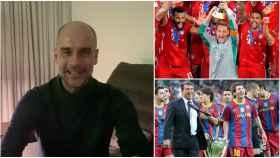Guardiola lanza al Bayern Múnich un reto épico