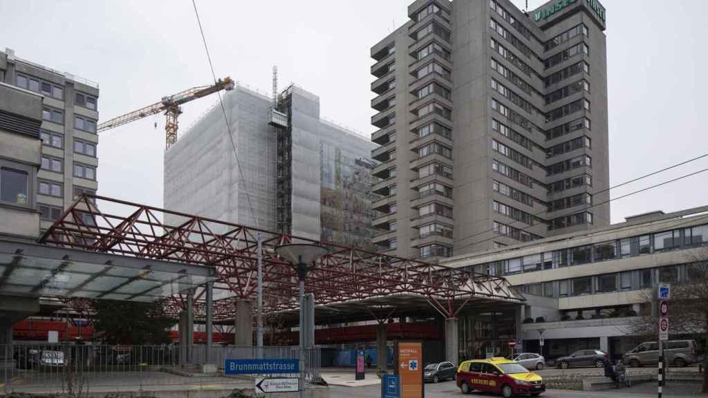 El hospital de Berna en el que está hospitalizado Fernando Alonso