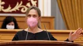 Ana Guarinos, presidenta del PP de Guadalajara
