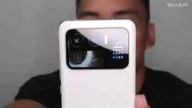Supuesto Xiaomi Mi 11 Ultra.