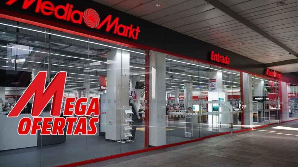 Media Markt tiene en marcha su promoción 'Megaofertas'.