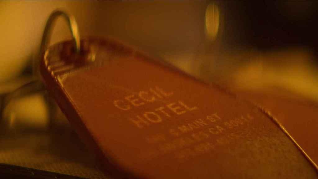 El hotel Cecil ha sido el escenario de múltiples crímenes desde 1927.