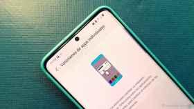 Cómo controlar el volumen de cada app individualmente en tu móvil Samsung