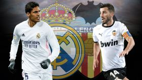Previa Real Madrid - Valencia