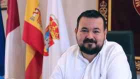 Juan Ramón Amores, alcalde de La Roda