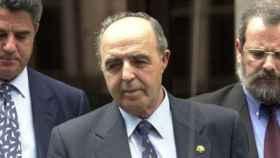El fallecido general Rodríguez Galindo en una foto de archivo