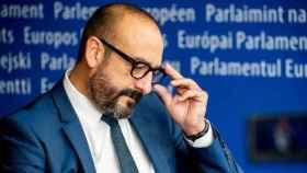 El eurodiputado de Cs Jordi Cañas