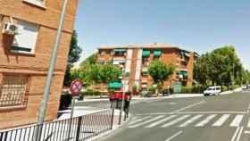 Barrio del Polígono de Santa María de Benquerencia de Toledo
