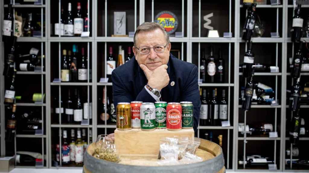 Las seis cervezas de tipo Lager probadas por Carlos Gómez, analista cervecero y docente de la Escuela Española de Cata.