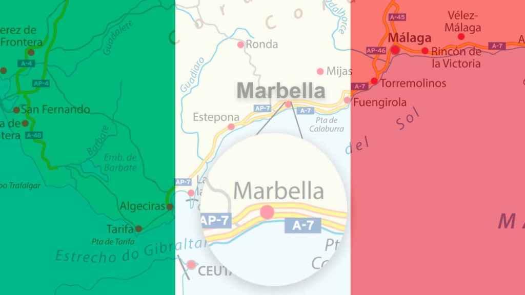 Málaga se ha convertido en uno de los centros de operación de la mafia.
