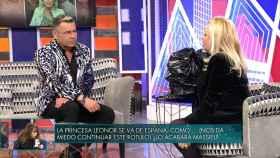 'Sábado Deluxe' bromea con  la polémica del rotulo de Leonor de La 1
