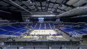 Imagen del WiZink Center durante la final de Copa del Rey
