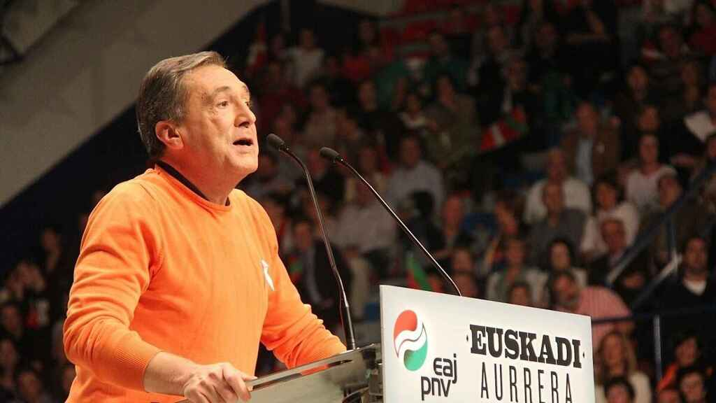 El ex diputado general de Álava Xabier Agirre.