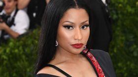 Nicki Minaj, en una imagen de archivo.