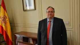 El magistrado del Tribunal Superior de Justicia del País Vasco, Luis Ángel Garrido Bengoechea. CGPJ