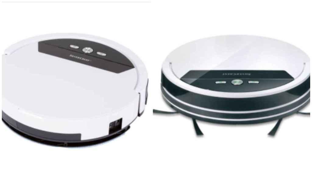 El robot 20 W de SilverCrest, vendido por Lidl a 129,99 euros.