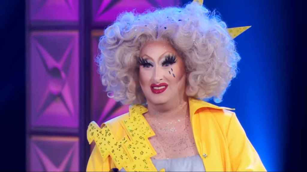 Sherry Pie en 'Drag Race'