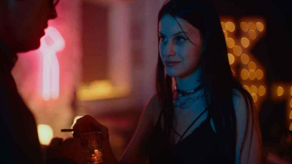 Milena Smit en 'No matarás'.