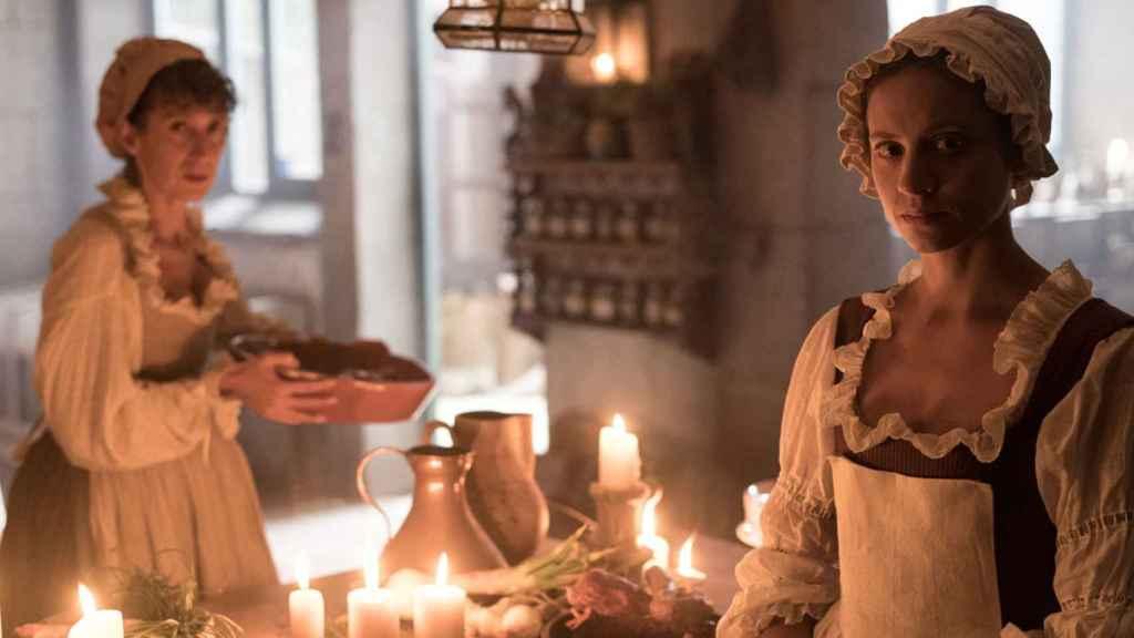 Imagen promocional de 'La cocinera de Castamar'.